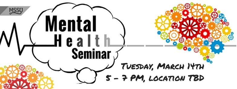 Mental health seminar banner 1